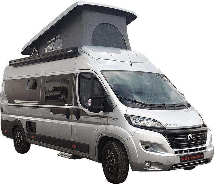 Mooveo Wohnmobil kaufen bei CSL Reisemobile in München