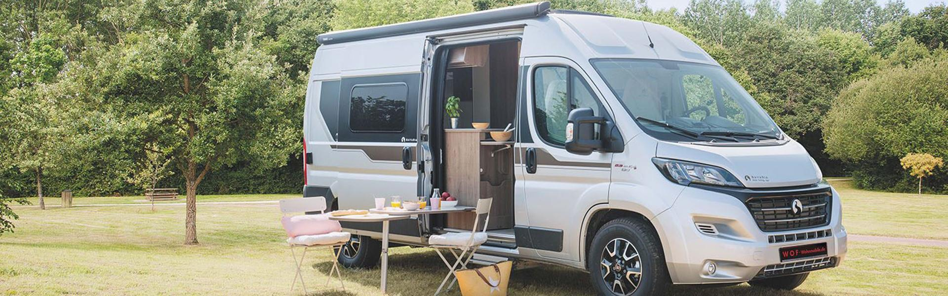 Wohnmobil mieten, kaufen & Zubehör - CSL Reisemobile - Kastenwagen